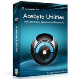 Acebyte Utilities ( 2 Years / 1 PC )