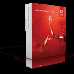 Acrobat XI Pro - Software