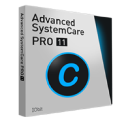 Advanced SystemCare 11 PRO * Exklusiv (1 Jahr / 1 PC) - English