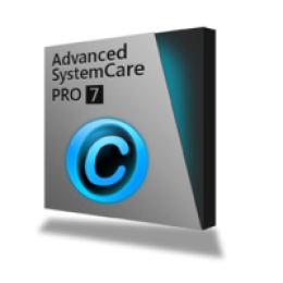 Advanced Systemcare 7 PRO avec Gift Pack-Coffret Cadeau