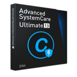 15% OFF Advanced SystemCare Ultimate 13 (1 year subscription / 3 PCs) Promo Code