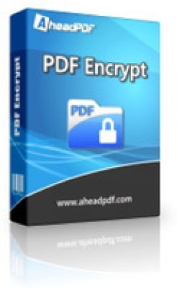 Ahead PDF Encrypt - Multi-User License (Up to 10 Users)
