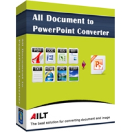 Convertidor Ailt All Document to PowerPoint