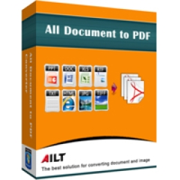 Ailt JPEG JPG to PDF Converter