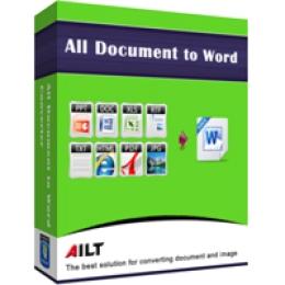 Ailt TIFF TIF a Word Converter