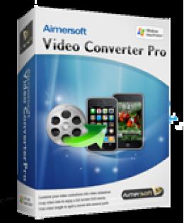 Aimersoft Video Converter Pro