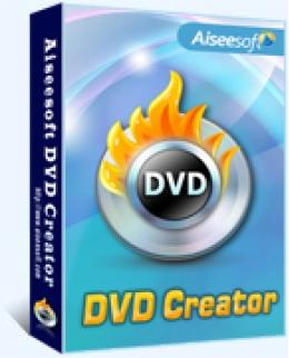 Aiseesoft DVD Creator (Win/Mac)
