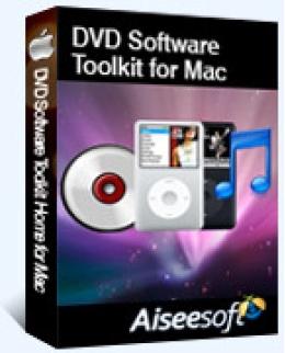 Aiseesoft DVD Software Toolkit para Mac