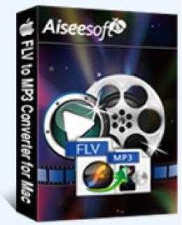 Aiseesoft FLV a MP3 Converter para Mac