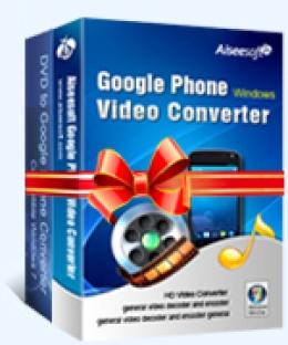 Aiseesoft Google Phone Converter Suite