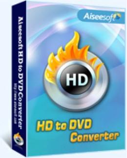 Aiseesoft HD to DVD Converter