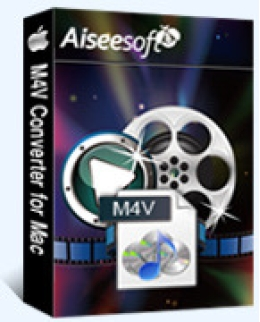 Aiseesoft M4V Converter for Mac