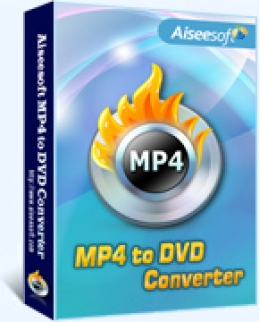 Aiseesoft MP4 to DVD Converter
