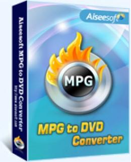 Aiseesoft MPG to DVD Converter
