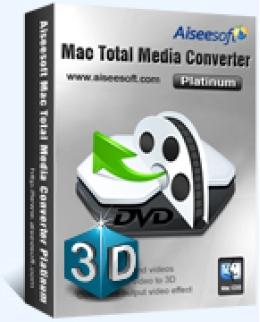 Aiseesoft Mac Total Media Converter Platinum
