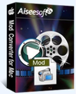 Aiseesoft Mod Converter for Mac