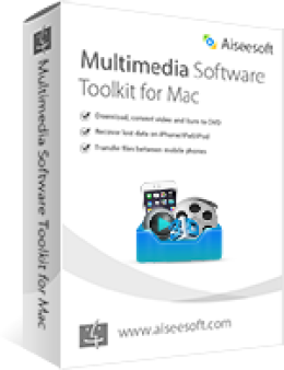 Aiseesoft Multimedia Software Toolkit for Mac