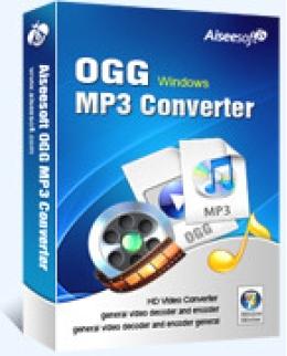 Aiseesoft OGG Converter MP3