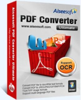 Aiseesoft PDF Converter Platinum