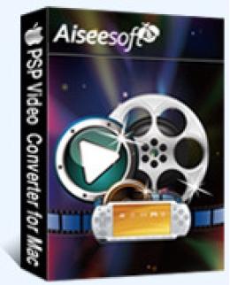 Aiseesoft PSP Video converter for Mac