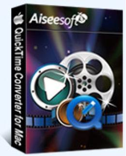Aiseesoft QuickTime Converter for Mac