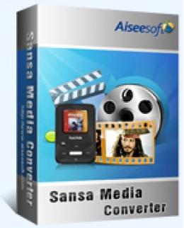 Aiseesoft Sansa Media Converter