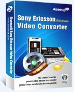 Aiseesoft Sony Ericsson Video Converter