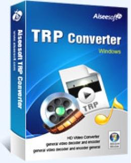 Convertidor Aiseesoft TRP
