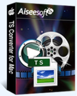 Aiseesoft TS Converter for Mac
