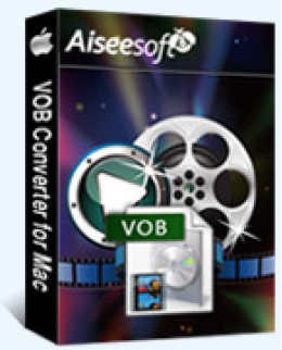 Aiseesoft VOB Converter for Mac