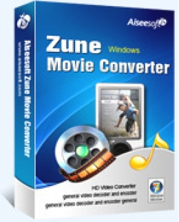 Aiseesoft Zune Movie Converter