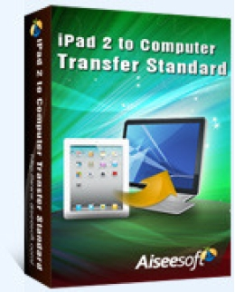 Aiseesoft iPad 2 to Computer Transfer
