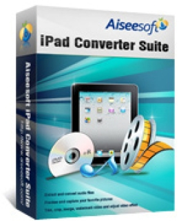 Aiseesoft iPad Converter Suite Discount
