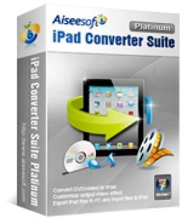Aiseesoft iPad Converter Suite Platinum Discount