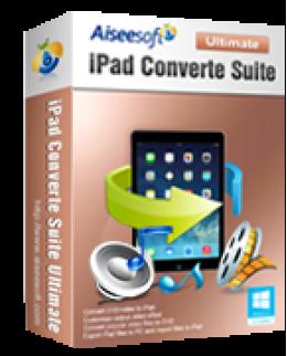 Aiseesoft iPad Converter Suite Ultimate
