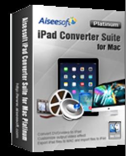 Aiseesoft iPad Converter Suite for Mac Platinum