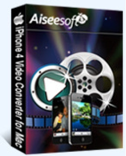 Aiseesoft iPhone 4 Video Converter for Mac