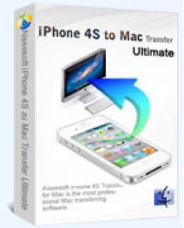 Aiseesoft iPhone 4 zu Mac Transfer Ultimative