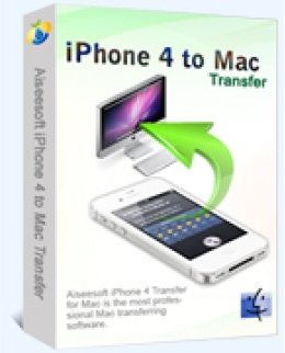 Aiseesoft iPhone 4 to Mac Transfer
