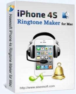 Aiseesoft iPhone 4S Ringtone Maker for Mac