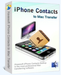Aiseesoft iPhone Contacts to Mac Transfer