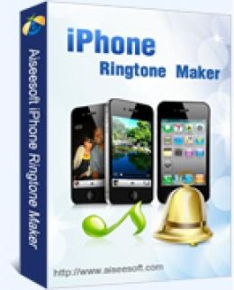 Aiseesoft iPhone Ringtone Maker