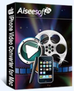 Aiseesoft iPhone Video Converter for Mac