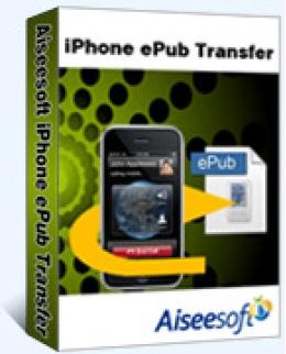Aiseesoft iPhone ePub Transfer