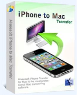 Aiseesoft iPhone a Mac Transfer