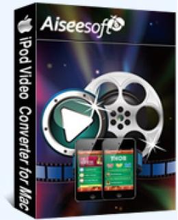 Aiseesoft iPod Video Converter for Mac
