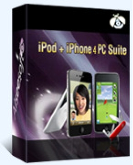 Aiseesoft iPod + iPhone 4 PC Suite