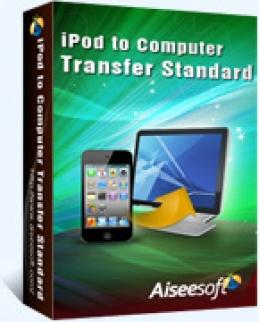 Aiseesoft iPod auf den Computer übertragen