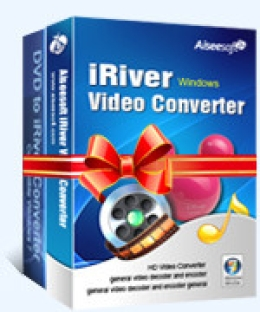 Aiseesoft iRiver Converter Suite