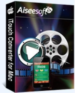 Aiseesoft iTouch Converter for Mac